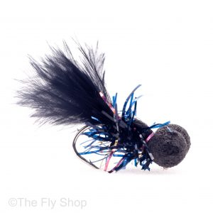 Black Disco Elevator Booby is a deadly booby for catching rainbow trout on our large still waters