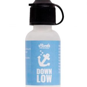 Down Low is a 100% water based sinkant, perfect for those hard to sink wet flies. Leaders and Tippet can also be treated with Down Low.