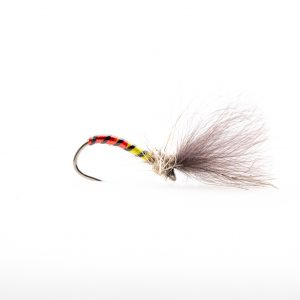 Gazza Special Hares Ear Shuttlecock is a great natural pattern that covers so many hatching insects on our still waters.