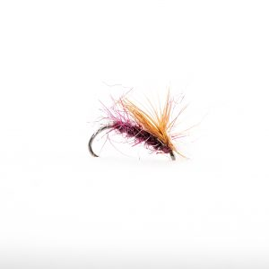 The Barbless Cripple Midge Claret is perfect for surface sipping trout. It's not as common as the shipmans buzzer or bobs bits but has been a very successful fly over the last few seasons especially when trout are proving tricky. Great for targeting fish feeding on adult or emerging chironomids (Buzzers) that have become trapped in the surface film. Best fished static on a floating line as a single or team of flies. Extremely successful for all kinds of trout on small and large still Waters.Particular successful at the following Waters; Draycote Water, Rutland Water, Grafham Water and Llyn Brenig.