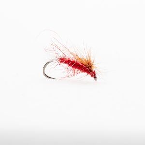 The Barbless Cripple Midge Red is perfect for surface sipping trout. It's not as common as the shipmans buzzer or bobs bits but has been a very successful fly over the last few seasons especially when trout are proving tricky. Great for targeting fish feeding on adult or emerging chironomids (Buzzers) that have become trapped in the surface film. Best fished static on a floating line as a single or team of flies. Extremely successful for all kinds of trout on small and large still Waters.Particular successful at the following Waters; Draycote Water, Rutland Water, Grafham Water and Llyn Brenig.