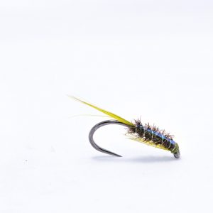 Barbless Olive flash DB scaled