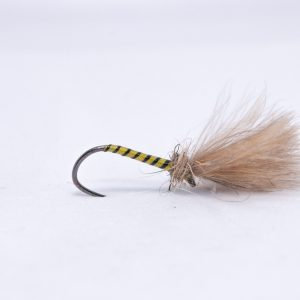 Barbless tellow Owl scaled