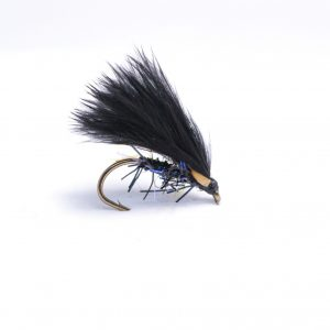Black UV Jungle cock Corm scaled