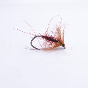 barbless fiery brown scaled