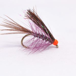 claret pearly dabbler scaled