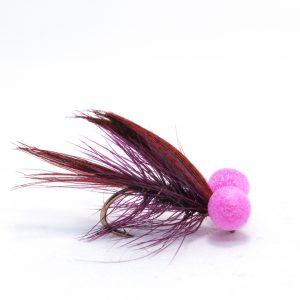 pink eyed claret dabbler