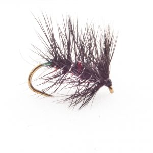 Bibio wet fly a great wet fly for catching trout on still waters and rivers. scaled