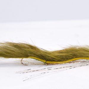 yellow eyed booby olivesnake scaled